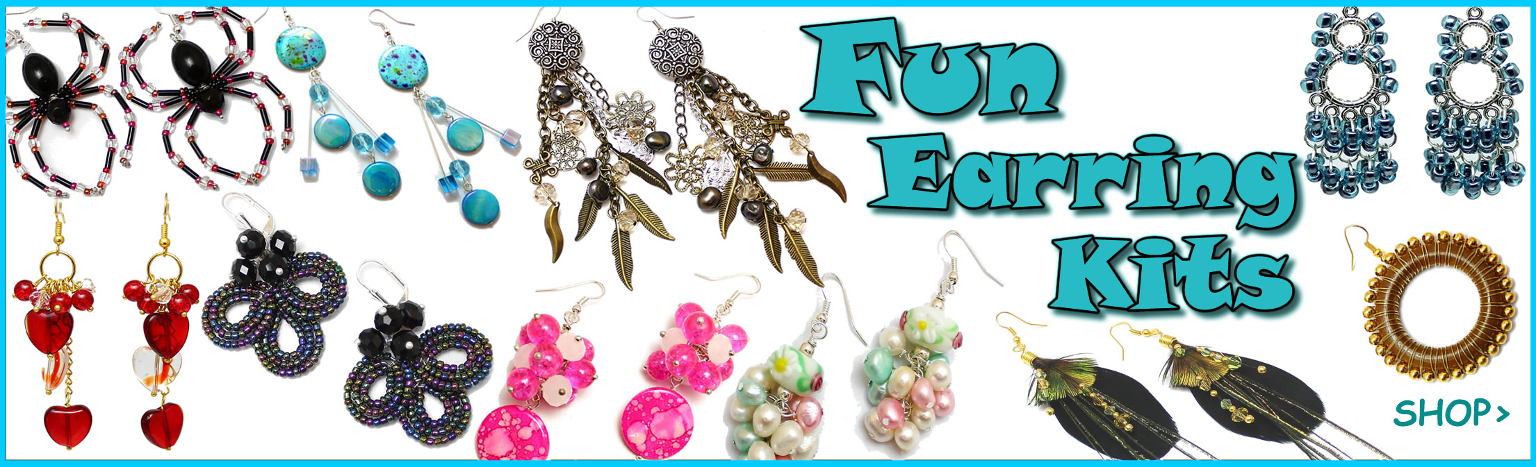 10 Fun Earring Kits!!