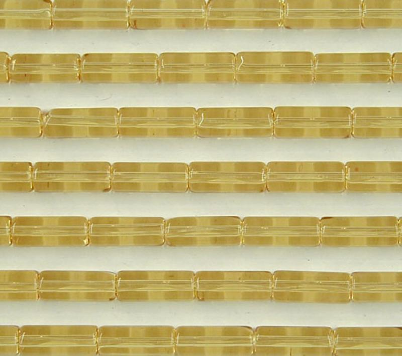 Gold Glass Tubes