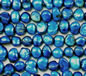 Egyptian Blue Fresh Water Pearls 6-7mm