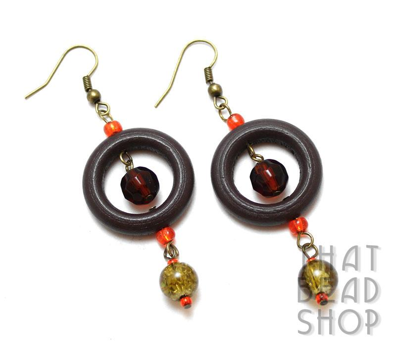 Circular Antique Earring Kit