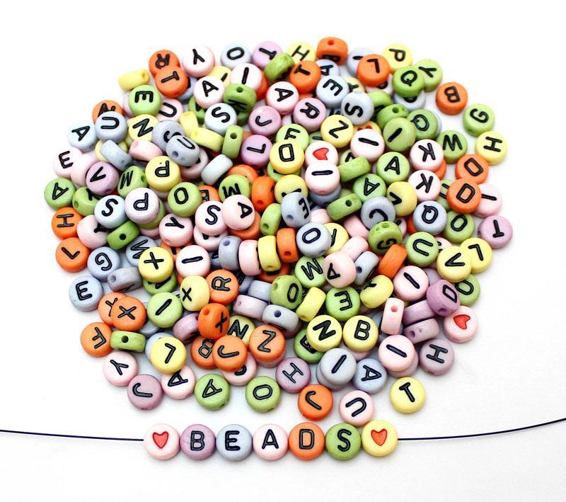 inventory alphabet number