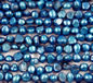 Blue Fresh Water Pearls 6-7mm