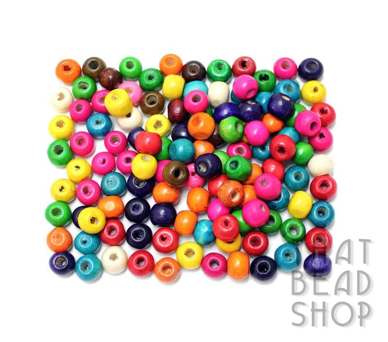 Inventory: Wood Beads