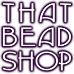 That Bead Shop: Craft Bead Logo